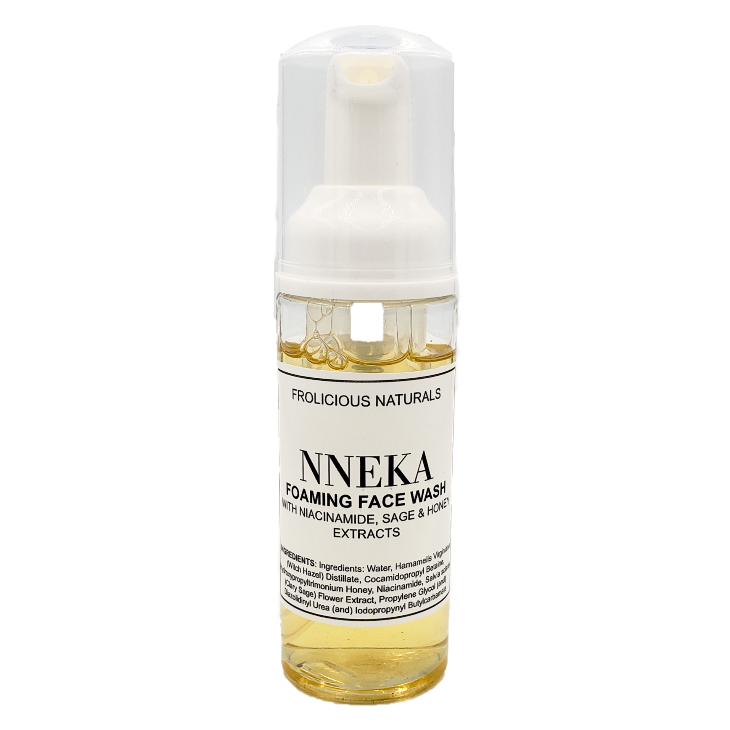 Nneka Niacinamide Foaming Face Wash